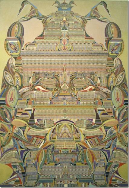 Augustin Lesage-1926-l'esprit de la pyramide