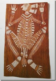 peinture aborigène