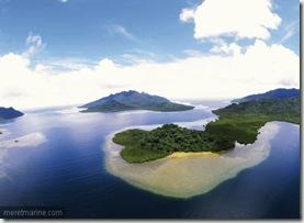 les iles de vanikoro