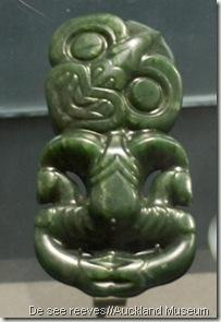 pendentif Hei Tiki-Maori