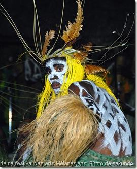 4ème festival des arts Mélanésiens, Musée de la Nouvelle-Calédonie