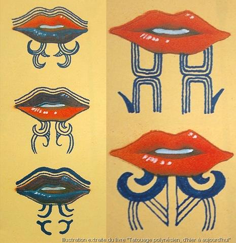 Les Maoris L Art Du Tatouage Facial Ta Moko Wonderful Art Ou L
