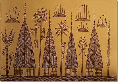 Musée de Nouméa-art kanak