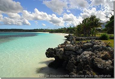 baie de lifou-nouvelle calédonie photode sekundo
