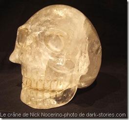 Le crâne de cristal de Nick Nocerino (Sha-Na-Ra)