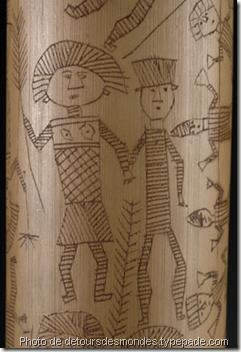 bambou kanak