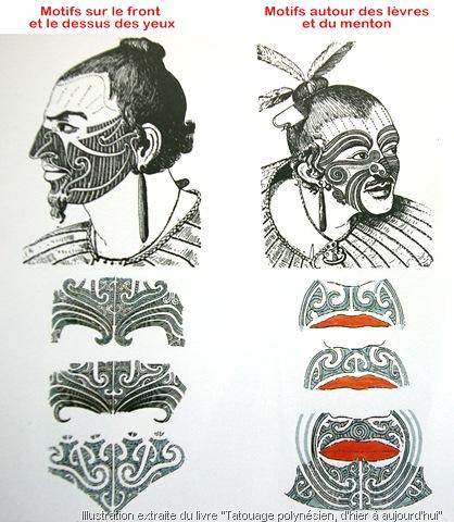 "Souvent Les maoris : l'art du tatouage facial ""Ta Moko"" | Wonderful Art ou  RU16"
