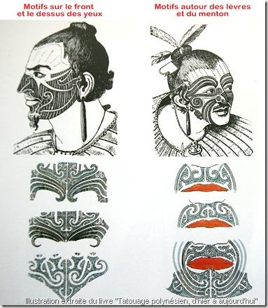 tatouage maori homme