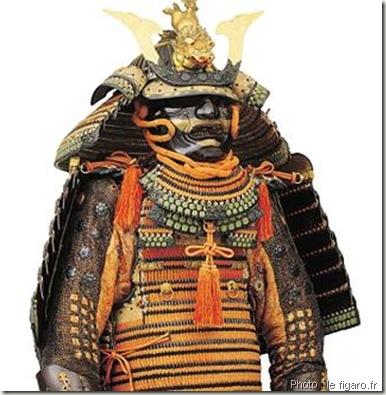 Armure Samurai