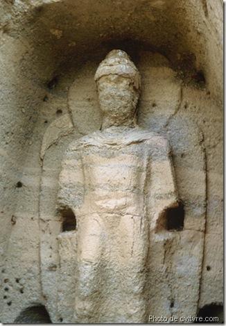3ieme bouddha de bamiyan