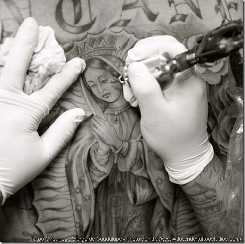 Le Tatouage Sacre Des Chretiens Du Moyen Age Wonderful Art Ou L