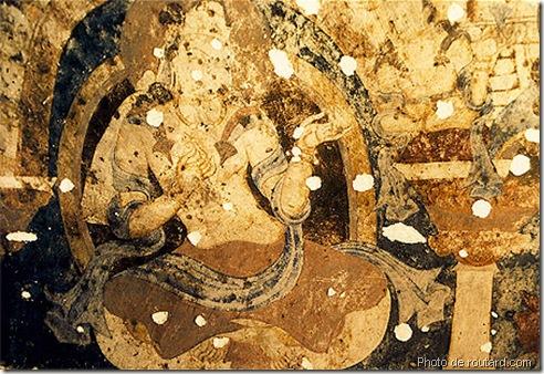 fresque de bamiyan2