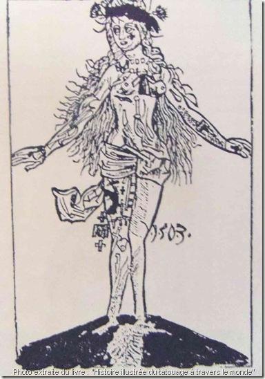 tattoo-chrétien-jeune-fille-tatouée-manuscrit-enluminé-1503