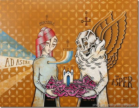 Stephan Doitschinoff - calma - street art et spiritualité - wonderful-art