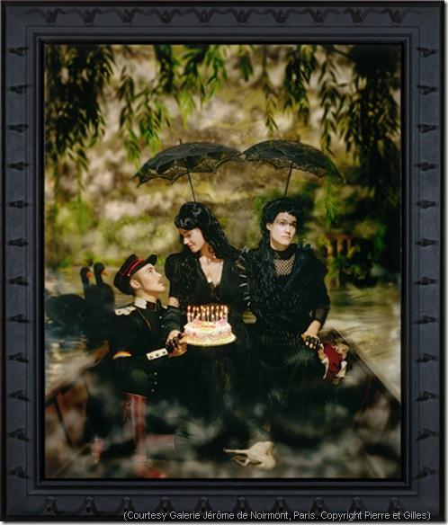 pierre et gilles Black Poppies-2007-modele Coco Rosie