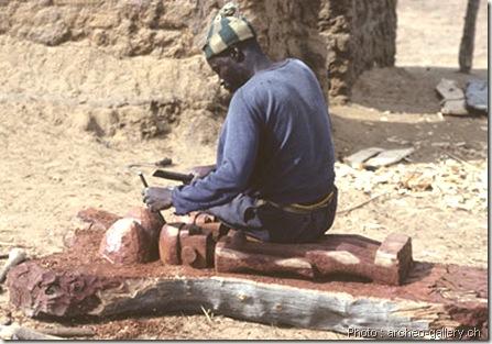 sculpteur dogon