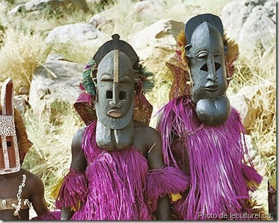 art dogon-masque
