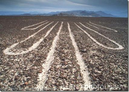 Nazca lines-motif nazca perou