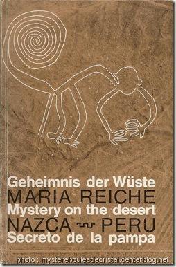 mystere nazca-livre de Maria Reiche