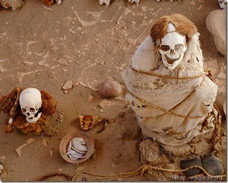 nazca-momie