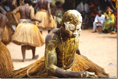 vaudou africain