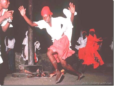 vaudou danse
