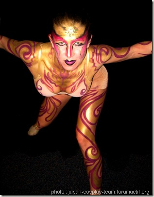 body painting-la peinture corporelle moderne-www.wonderful-art.fr