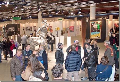Les Hivernales de Montreuil - www.wonderful-art.fr - section art numérique