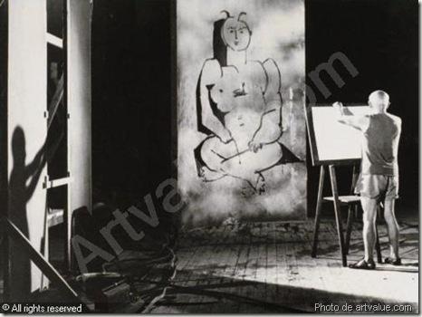 villers-andre-1930-france-sur-le-tournage-du-mystere-pic-artvalue.com