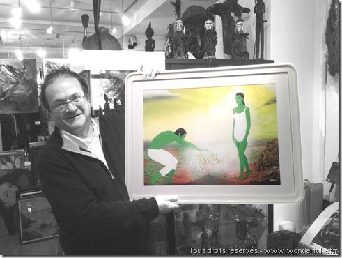 terre-mere-helene goddyn - galerie artitude paris - www.wonderful-art.fr