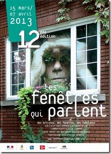 les fenêtres qui parlent 2013
