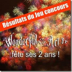 resultat-jeu-concours wonderful art