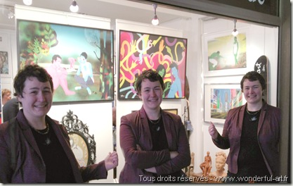 Vernissage-helene-goddyn-galerie-artitude-village-suisse-paris-www.wonderful-art.fr