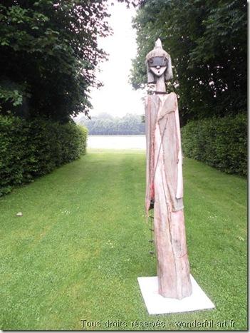 le chateau-Exposition Parcours d'artistes de Beloeil - www.wonderful-art.fr