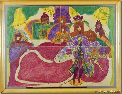 aloise corbaz-art brut-www.wonderful-art.fr-aristoloches