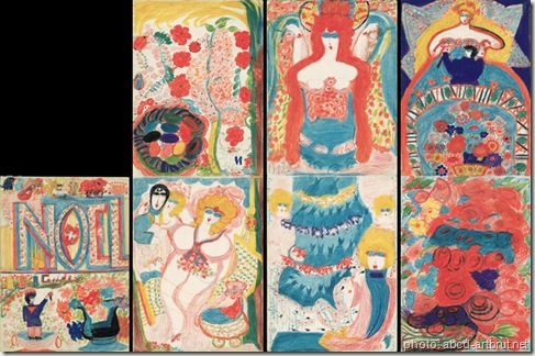 aloise corbaz-art brut-www.wonderful-art.fr