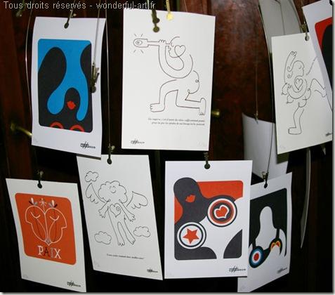 estampe-Exposition Parcours d'artistes de Beloeil - Hélène Goddyn -  www.wonderful-art.fr