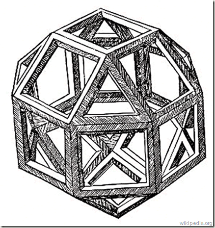 Leonardo polyhedra - www.wonderful-art.fr