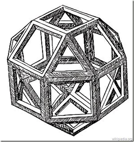 Leonardo polyhedra - www.wonderful-art.fr