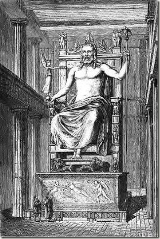 Zeus d'Olympie - www.wonderful-art.fr