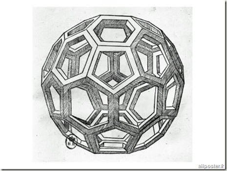 leonardo-da-vinci-icosahedron-from-de-divina-proportione-by-luca-pacioli - www.wonderful-art.fr