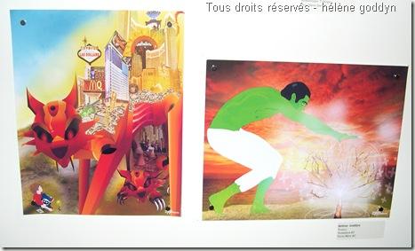 estampes numériques-centre voix visuelle-helene goddyn-www.wonderful-art.fr-Art numérique-canada