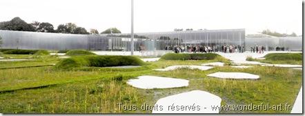 le louvre lens-Portes ouvertes des ateliers d'artistes-art contemporain-wonderful art-exposition rever penser creer-helene goddyn et emmanuelle prudhomme