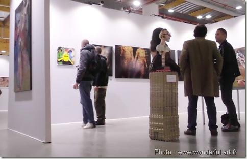 es 3 garces-les 3 grasses-art contemporain-art numerique-salon les hivernales de montreuil