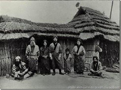 peuple Ainu vers 1900-www.wonderful-art.fr
