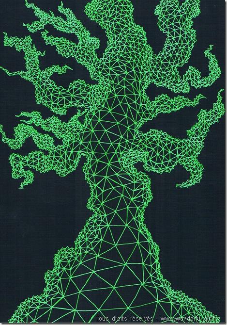 Tree-delta-web