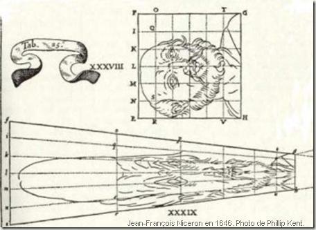 grille pour créer une anamorphose