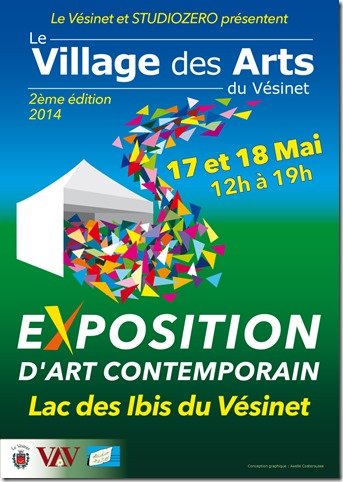 le village des arts_vésinet_2014