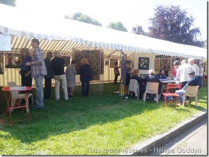association oeil neuf_Village des arts_lac des ibis_le vésinet_Paris