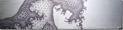 the wave-emmanuelle-prudhomme-série Delta-spiritualité dans l'art-www.wonderful-art.fr